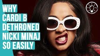 Why Cardi B Ended Nicki Minaj