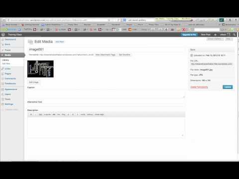 Customizing Your Sidebar in WordPress.com