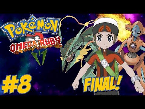 Pokémon Omega Ruby: DELTA EPISODE #8 / UM FINAL SIMPLESMENTE SENSACIONAL!!