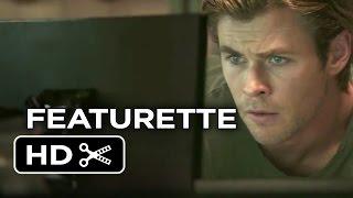 Blackhat Featurette - Cyber Hacking (2015) - Chris Hemsworth Action Movie HD