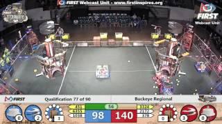 Qual 77 - 2017 Buckeye Regional