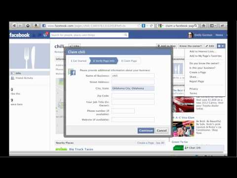 How to recover or claim a Facebook page that belongs to you, but someone else owns or controls