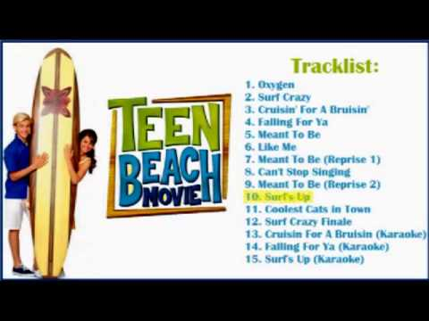 10 Surf's Up - Teen Beach Movie Soundtrack (Full Song)