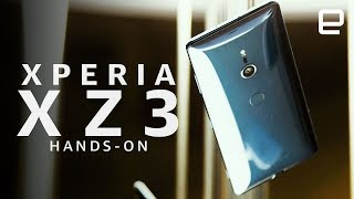 Sony Xperia XZ3 Hands-On at IFA 2018