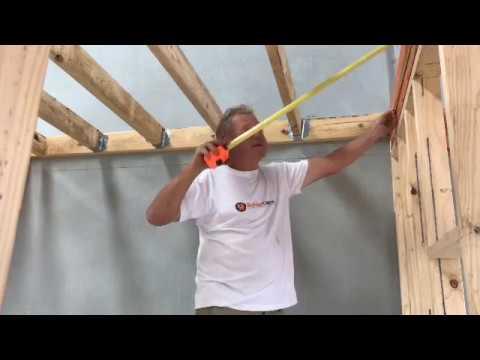 How to install Floor Joists