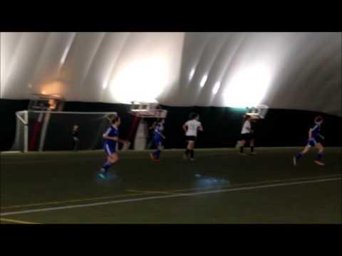 Meghan Irwin #15 Soccer Recruit Video