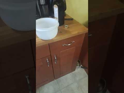 Ikea drawer stuck shut