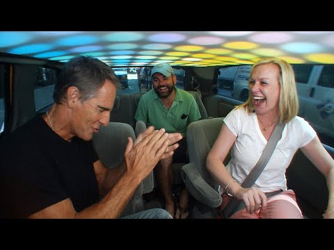 Scott Bakula Leaps Into The Cash Cab