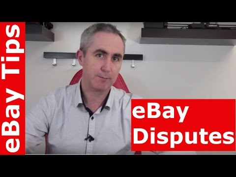 eBay Tips: eBay Disputes and How to Solve Them