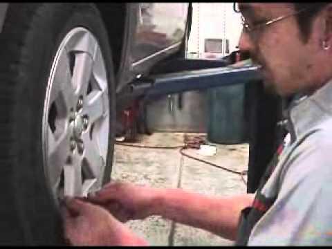 Fort's Toyota Service Vidcast #1 - Nitrogen tire service