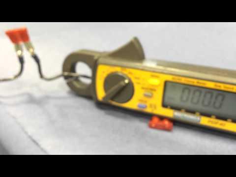 10 Amp Fuse Testing