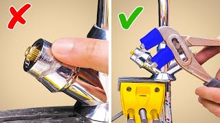 TOP HACKS FOR YOUR WORKSHOP to make any alteration at the highest level