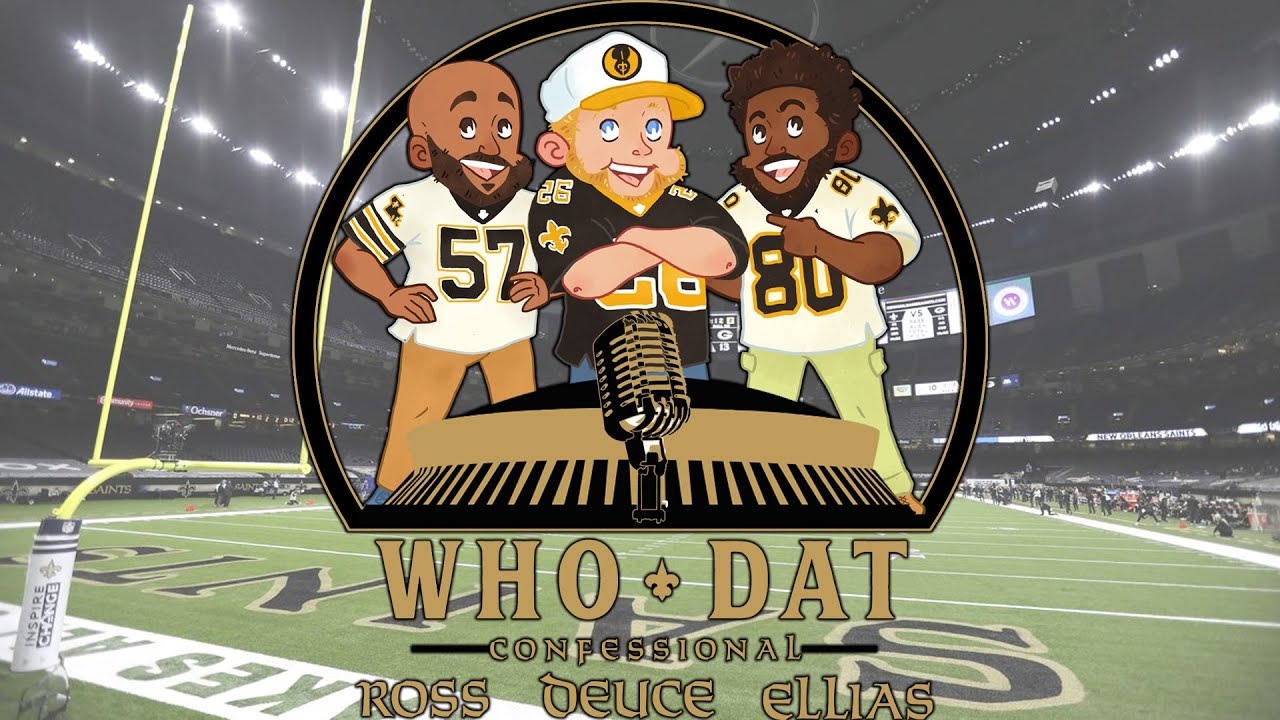Ep 437: Deuce McAllister joins WDC to talk Jameis Winston (& Taysom), Drew Brees, Cesar Ruiz & More