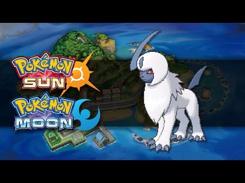 Pokemon Sun and Moon | How To Get Absol