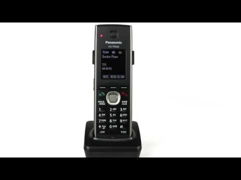 Panasonic TPA60 -How to Access Voicemail