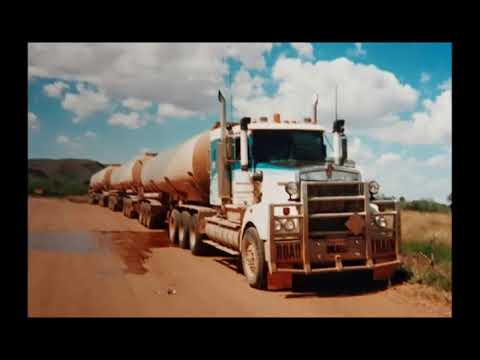 Slideshow of old Australian Road Trans Biggest Road Transport Vehicle