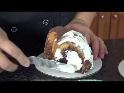 Mirror Glaze Recipe for Cakes by www.SweetWise.com