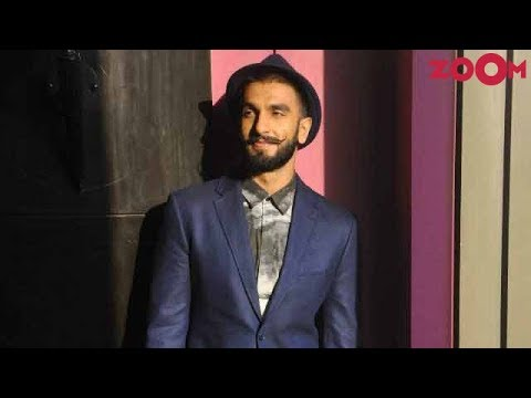 Ranveer Singh To Launch His Own Clothing Line?