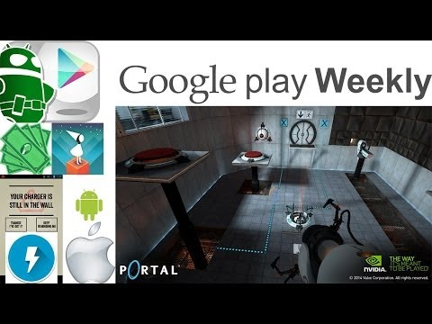 iOS apps on Android, huge Google Play update, Portal and Half-Life 2! - Google Play Weekl