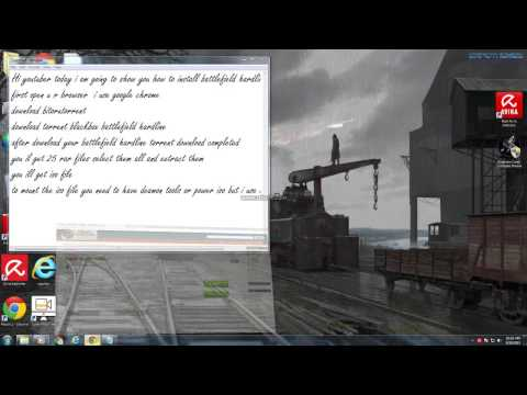 Copy of How to download and install Battlefeild hardline for Free.