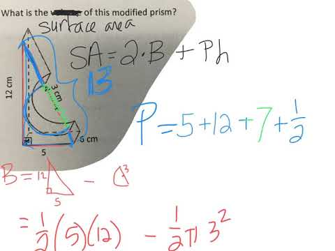 Surface area review 1st #10