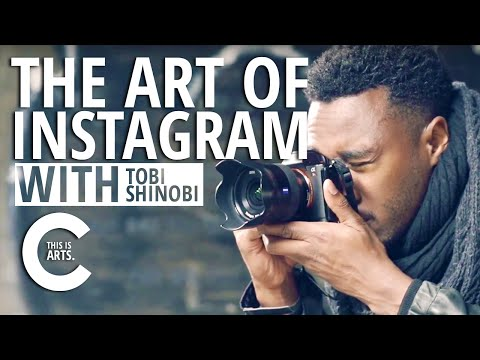 THE ART OF INSTAGRAM WITH TOBI SHINOBI | CANVAS INTRODUCING