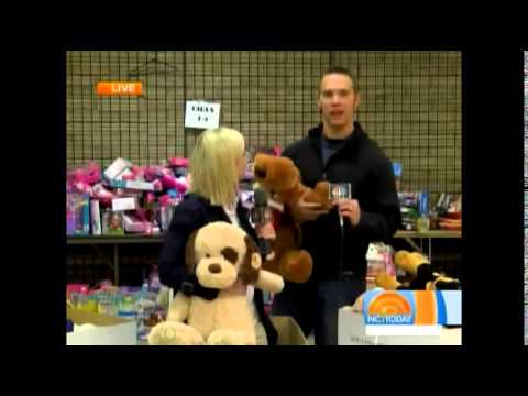 Toys For Tots Distribution Day