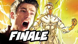 The Flash 3x23 Savitar Finale TOP 10 and Comics Easter Eggs
