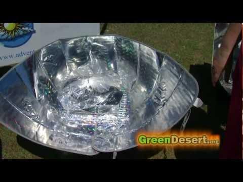 DIY $10 Simple Solar Oven