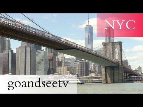 Brooklyn Bridge and DUMBO Tour - New York City Travel Guide