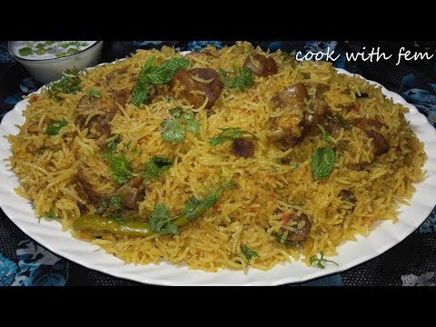 Hyderabadi Mutton Tahari || Mutton Pulao || Gosht Ki Tahari || Mutton Tahari Recipe - Simple & Easy