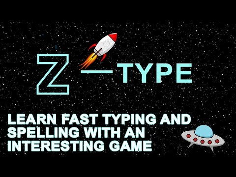 How to learn typing fast and spelling with an interesting game