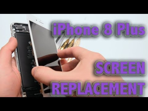 iPhone 8 Plus Screen Replacement