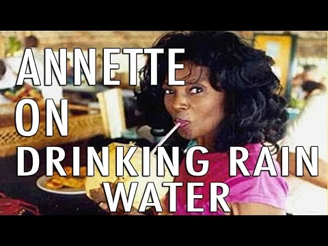 73 Years Young Annette Larkins on Distillers and  Drinking Rain Water if Given the Choice
