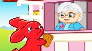 Icecream game lego video for kids - Education game lego for preschooler