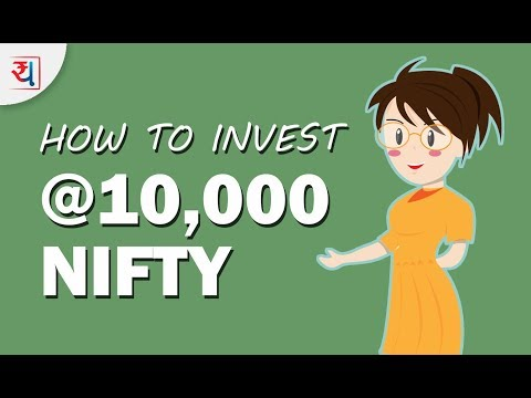 How to Invest at 10,000 Nifty? | How to invest in Share Market at 25+ PE