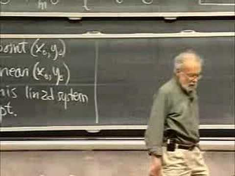 Lec 31 | MIT 18.03 Differential Equations, Spring 2006