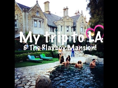 I Was Invited To The Playboy Mansion!