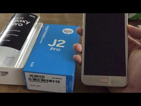Remove google account FRP on Samsung Galaxy J2 Pro 2018 J250F