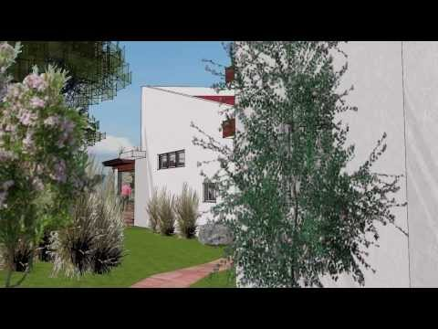Adding an uninterrupted background to a SketchUp animation
