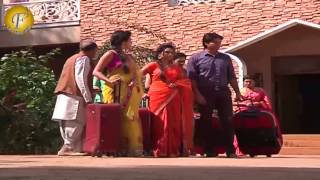 THAPKI PYAAR KI - BIHAAN AND FAMILY THROWN OUT OF THE HOUSE BY KABIR - TV SHOW ON LOCATION