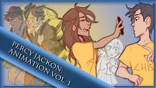 Percy Jackson the Animation : Volume 1