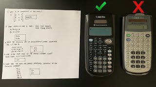 TI 36X Pro: Scientific and Engineering Notation - PakVim net