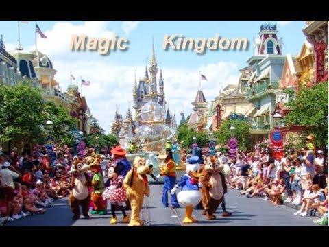 Magic Kingdom 2018 Tour and Overview | Walt Disney World Orlando Family Fun!