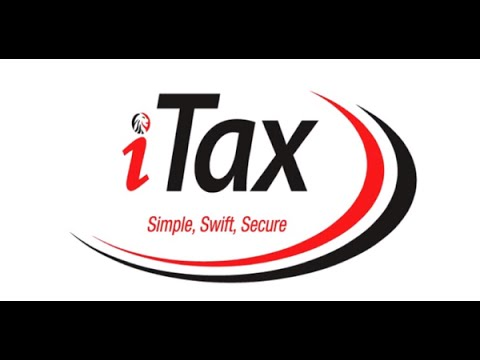 KRA iTax Pin Application, Registration - How to register KRA iTax Pin Online