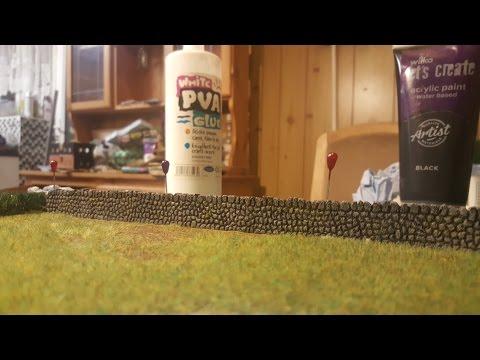 Terrain Tutorial - How to make simple stone walls