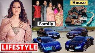 Sonakshi Sinha Lifestyle 2020, Boyfriend, House, Cars, Family, Biography, Movies, Salary & Net Worth