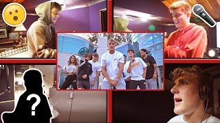 IT'S EVERYDAY BRO REMIX?! FEATURING WHO?!