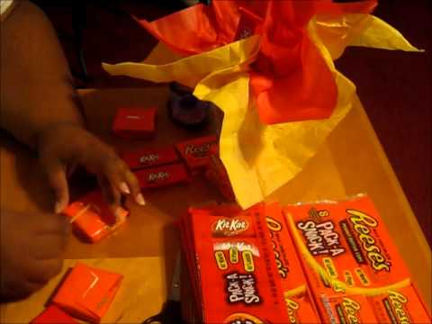 How to Create a Candy Bouquet