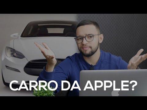 Carro da Apple??? Carros Autônomos estão chegando!